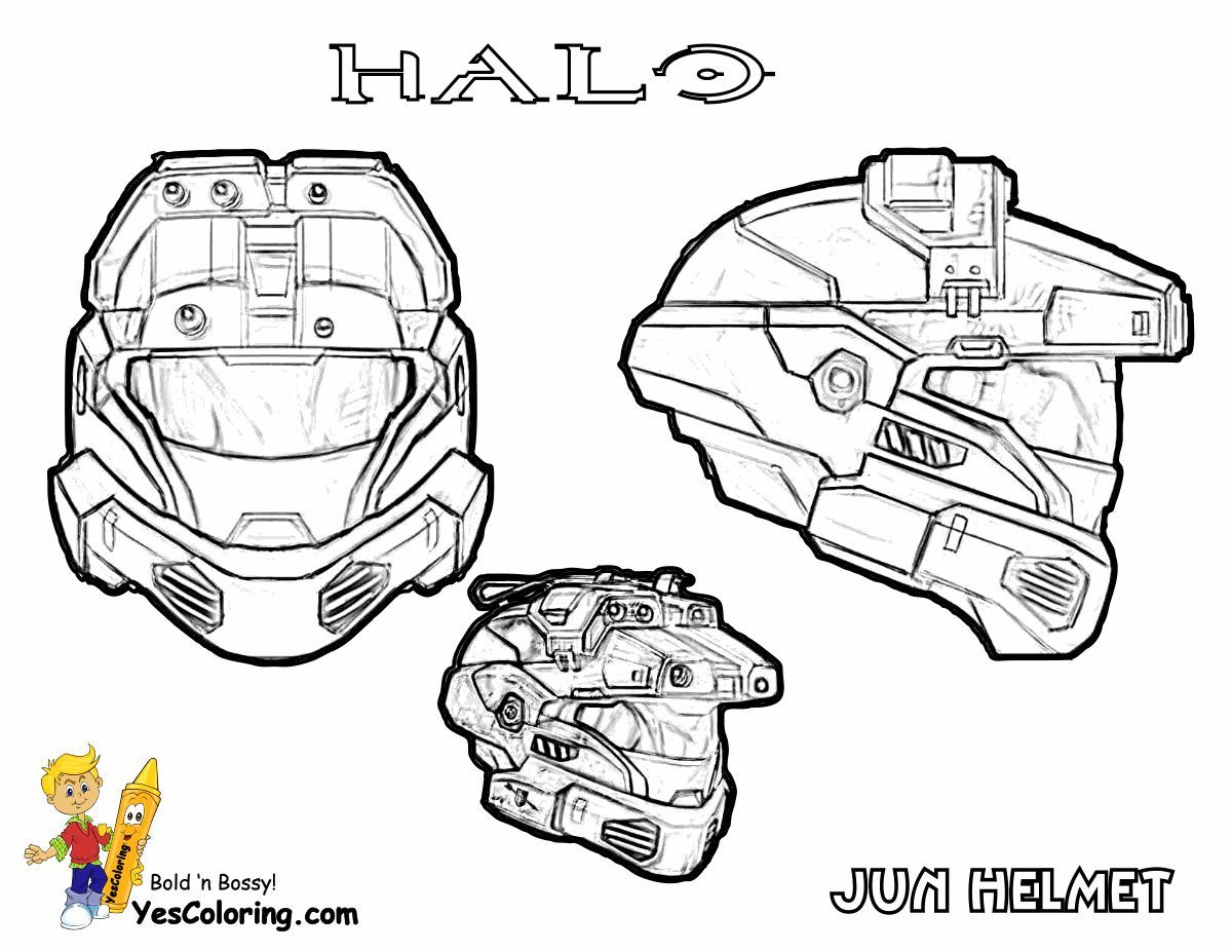 Hardy Xbox Halo Reach Coloring Printables | Free | Halo Coloring | 927x1200