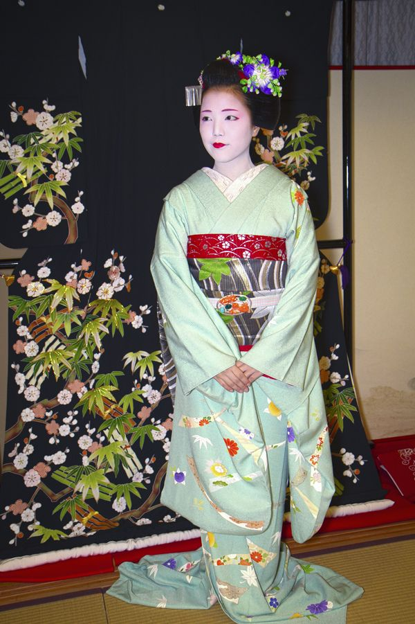 Maiko Ayano in a September evening #17 | Flickr - Photo Sharing!
