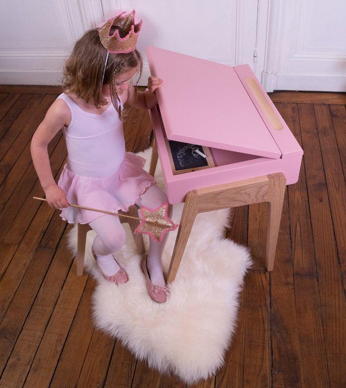 My Little Pupitre Bureau Pour Enfant Par Jungle By Jungle | Bureau