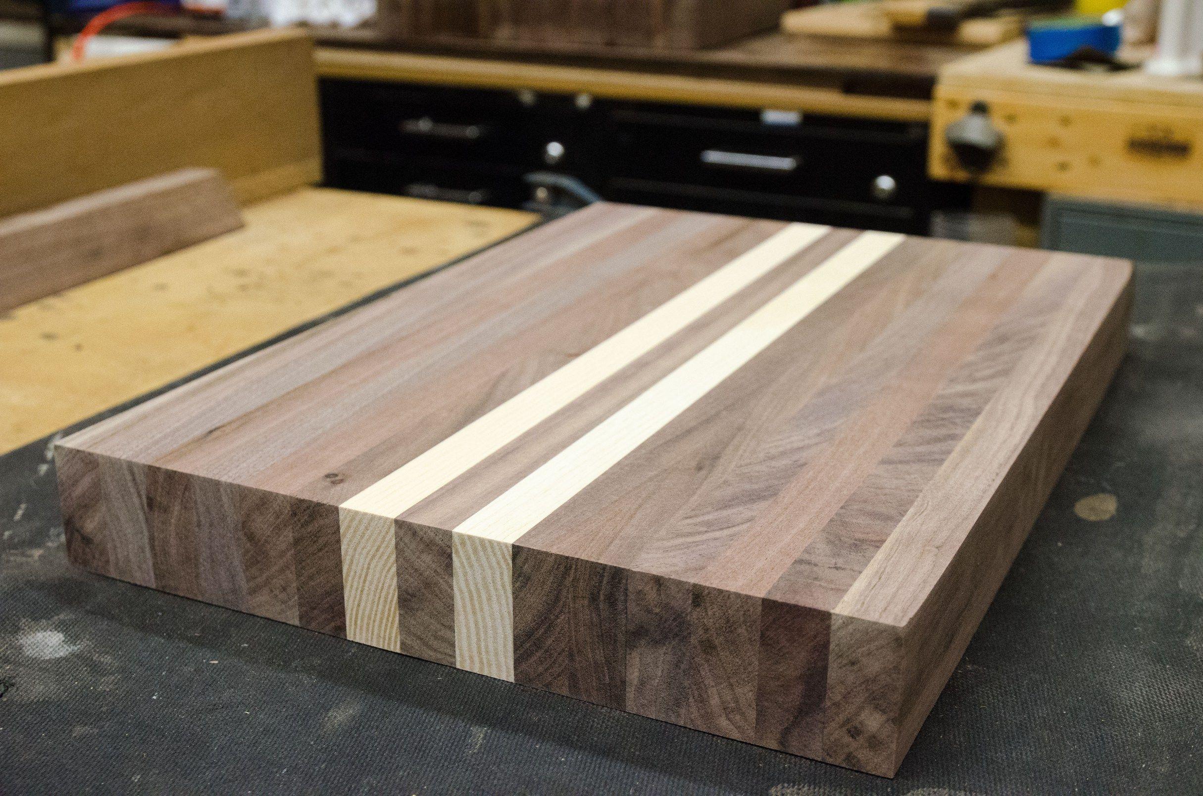 How to build an edge grain butcher block butcher block