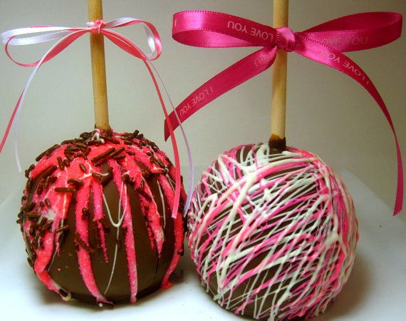 Reserved Listing For Gracie Be Mine 3 Pinterest Candy Apples