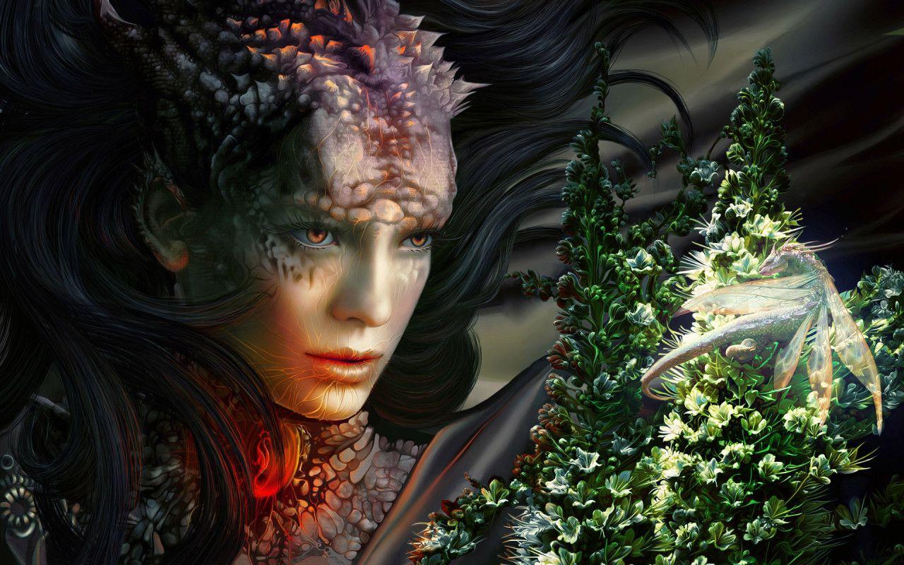 fantasy art angel warriors | 3d fantasy warrior wallpapers women