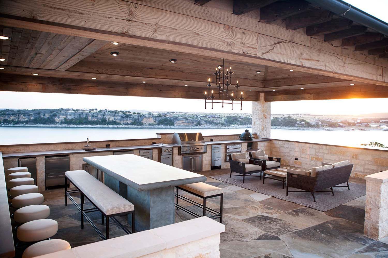 Dreamy contemporary home overlooking Possum Kingdom Lake ... on Kingdom Outdoor Living id=45005