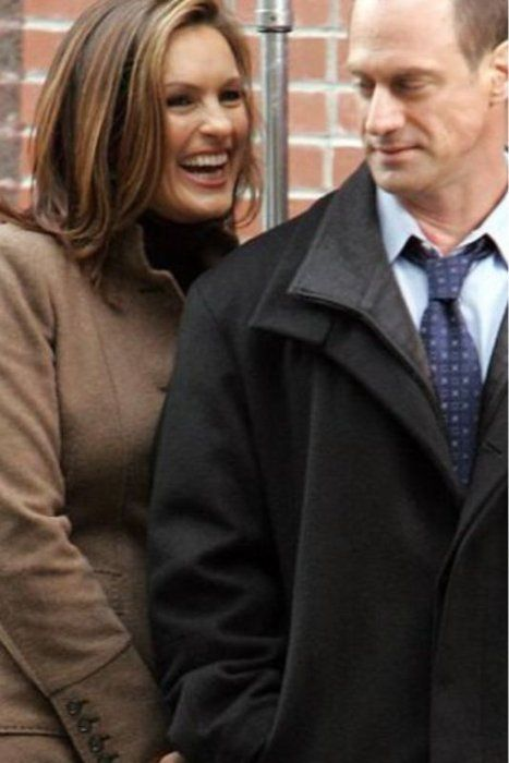 Why You ll Never Get Over Benson And Stabler From Law And Order SVU