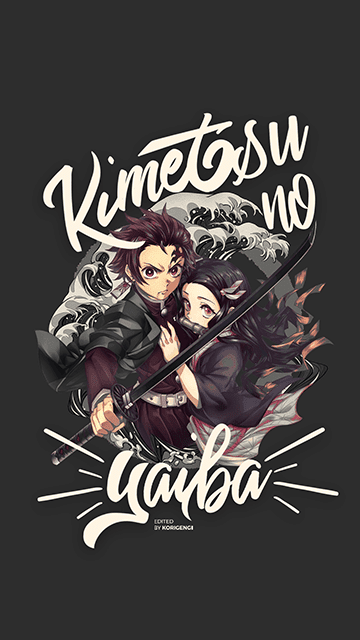 Kimetsu No Yaiba Kimetsu No Yaiba Wallpaper Seni Anime