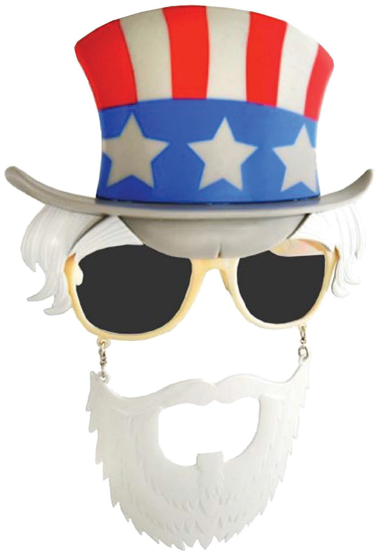Sunstache Uncle Sam Dk