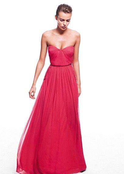 4f99010df0e6 Comienza la temporada de bodas: vestidos largos para bodas de tarde ...