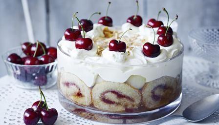 Bbc food recipes mary berrys tipsy trifle desserts bbc food recipes mary berrys tipsy trifle forumfinder Choice Image