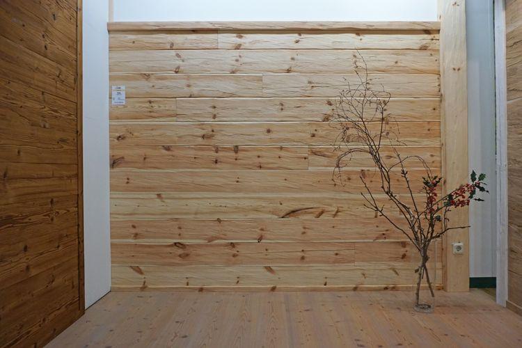 wandverkleidung kiefer rustikal gehackt altholzlook. Black Bedroom Furniture Sets. Home Design Ideas
