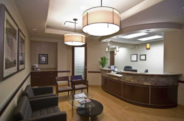 Small Medical Waiting Room Medical Office Design Office Waiting