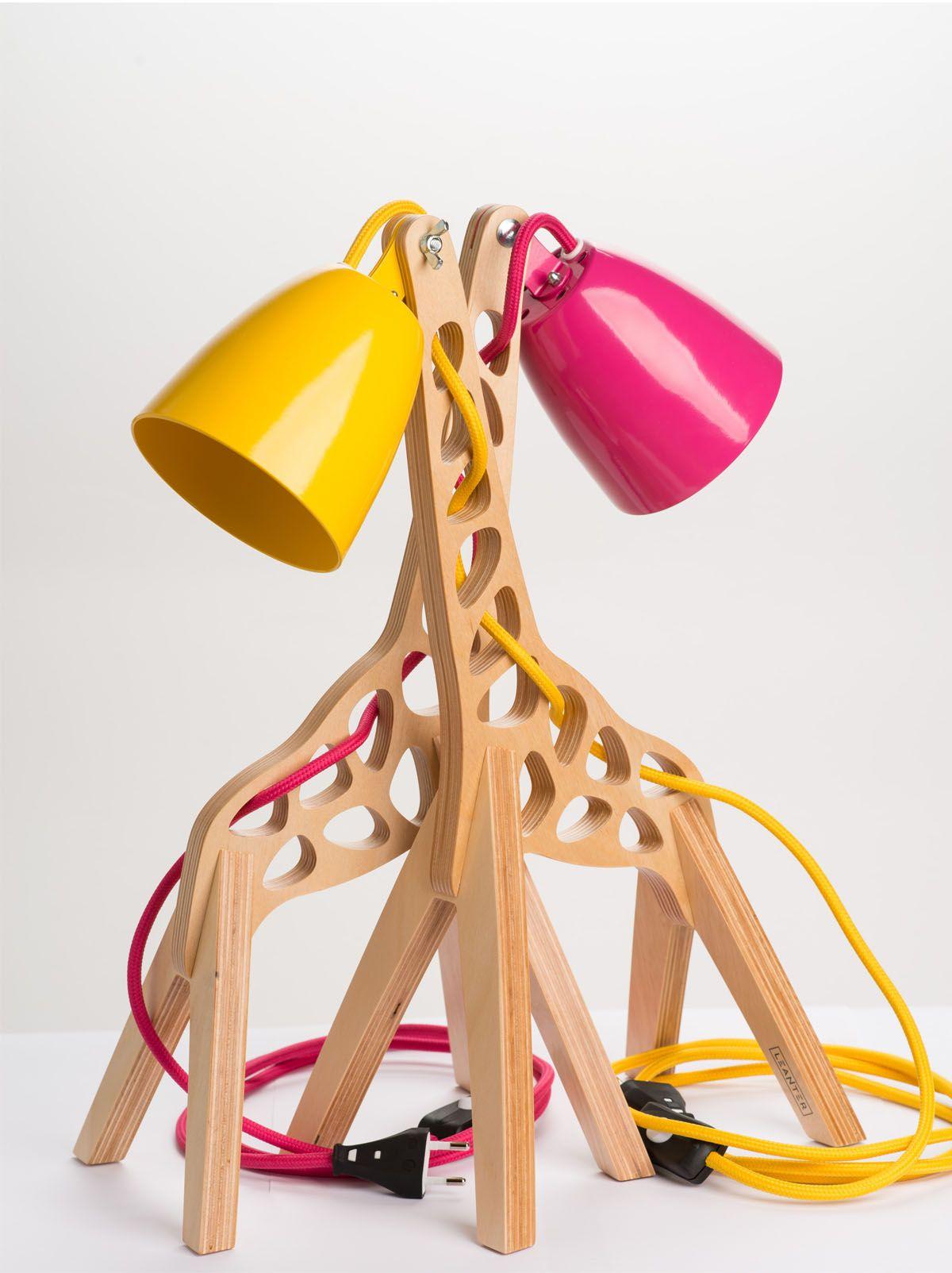 Giffy: a luminária em formato de girafa | Kids furniture, Woods ...