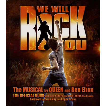 #We Will Rock You The Musical