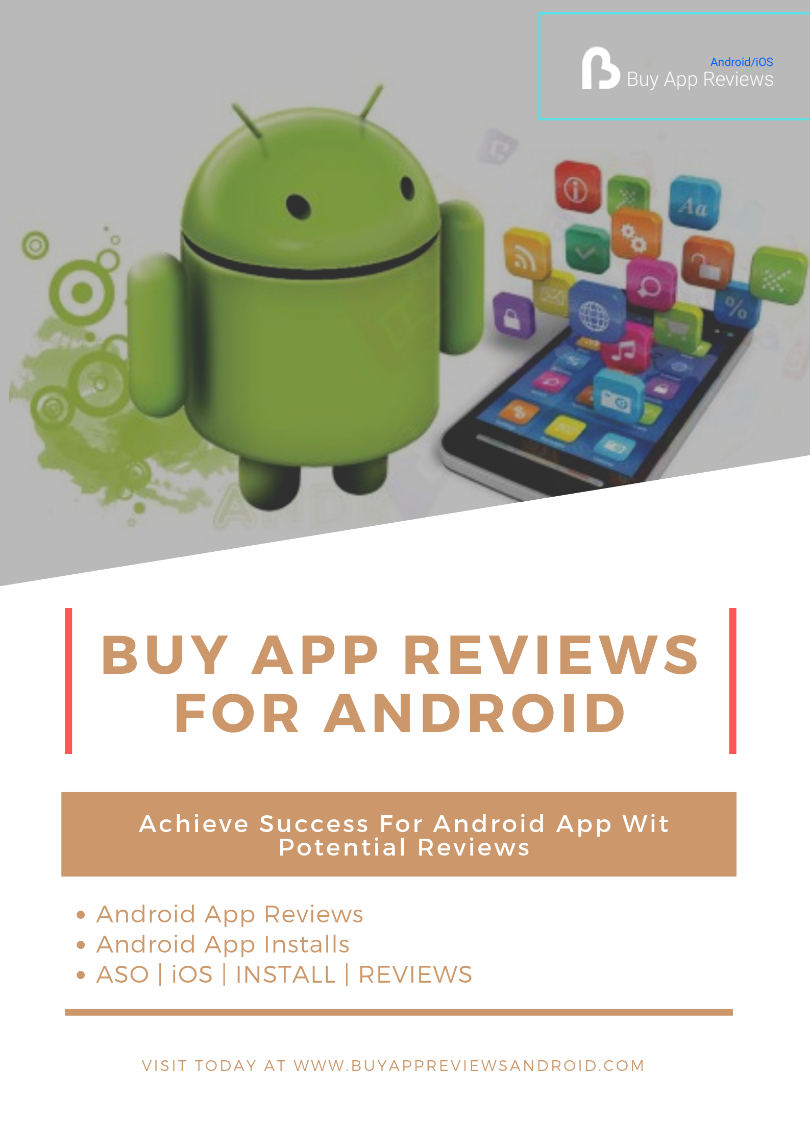 Once you Buy App Reviews Android, you will get what