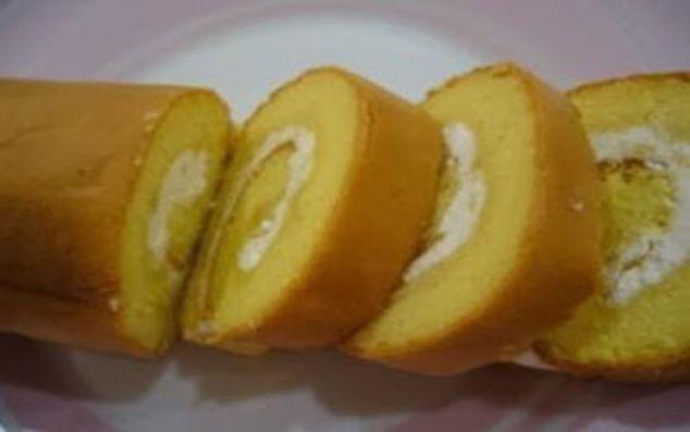 Resep Cara Membuat Kue Bolu Gulung Durian Kue Bolu Resep Resep Kue