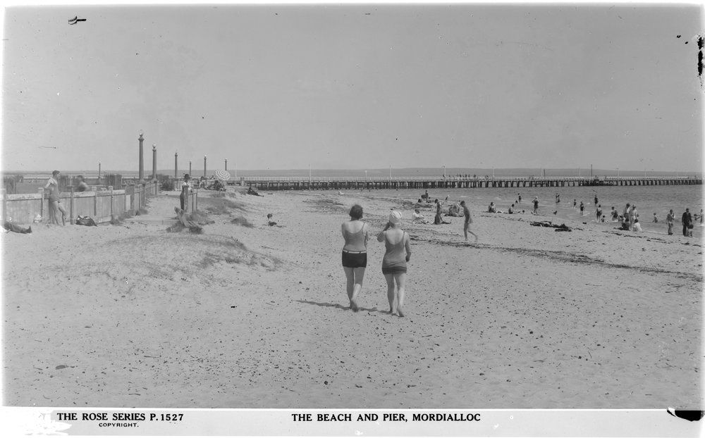 Mordialloc Old photos, History, Melbourne