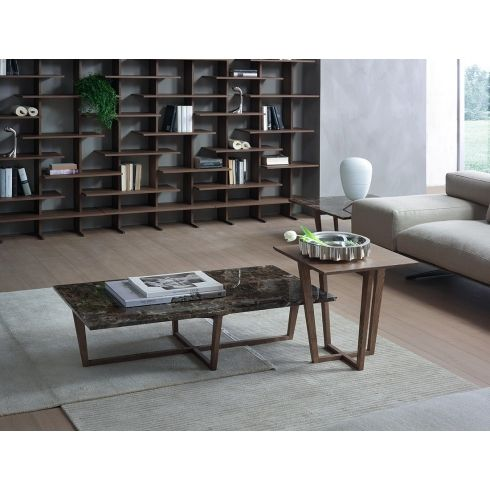 Pacini e Cappellini City Coffee Table - Square | Τραπεζάκι σαλονιού ...