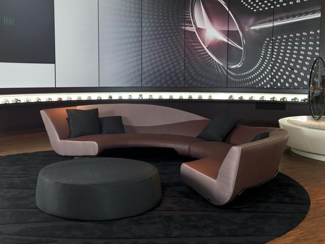 Mercedes Benz Style Furniture Bútorok Nappali Living Room Sofa