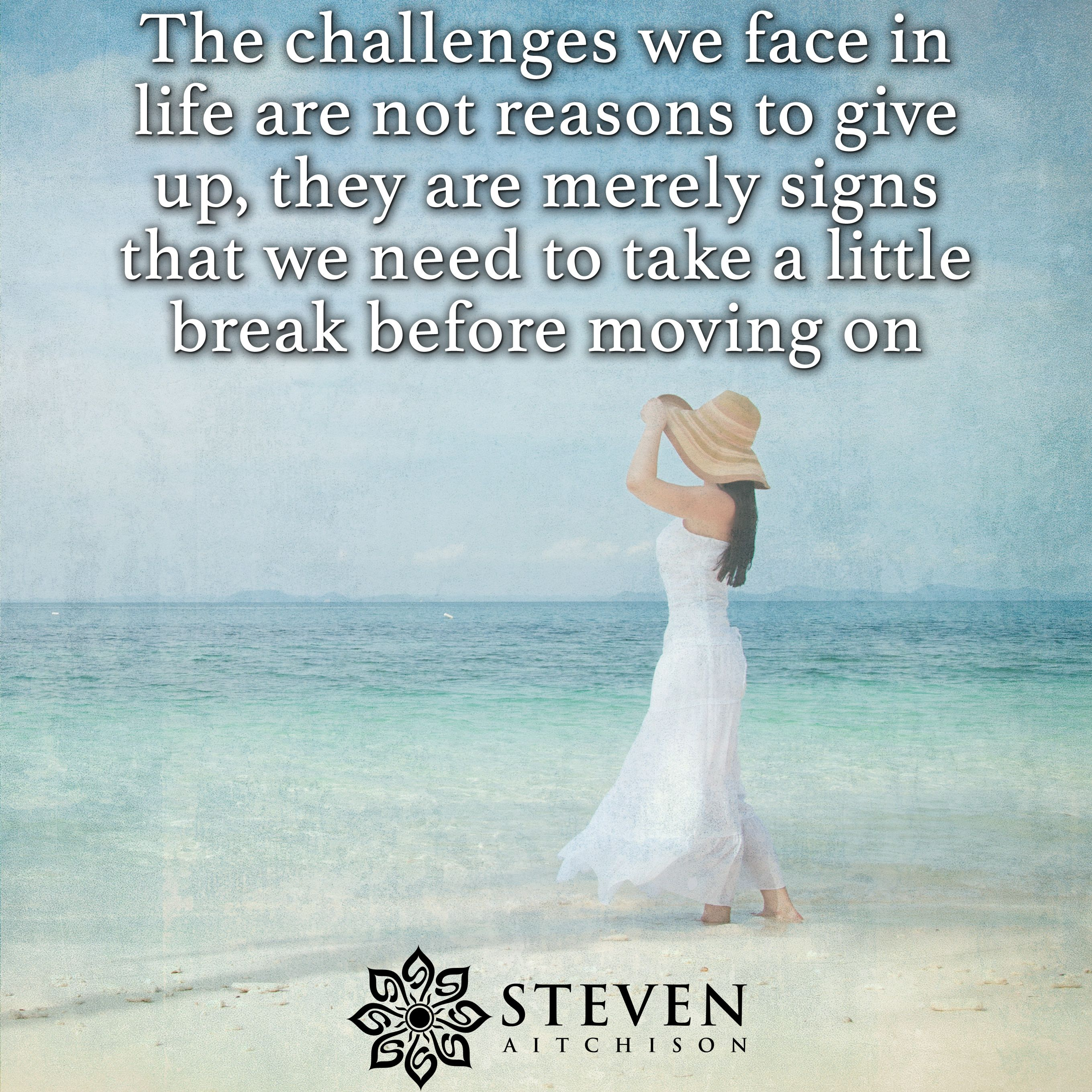 The challenges we face  #motivational more from https://www.facebook.com/ChangeYourThoughtsToday