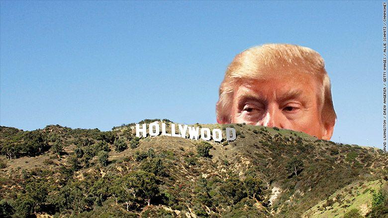 Hollywood in the Trump era — CNN | ENTERTAINMENT NEWS