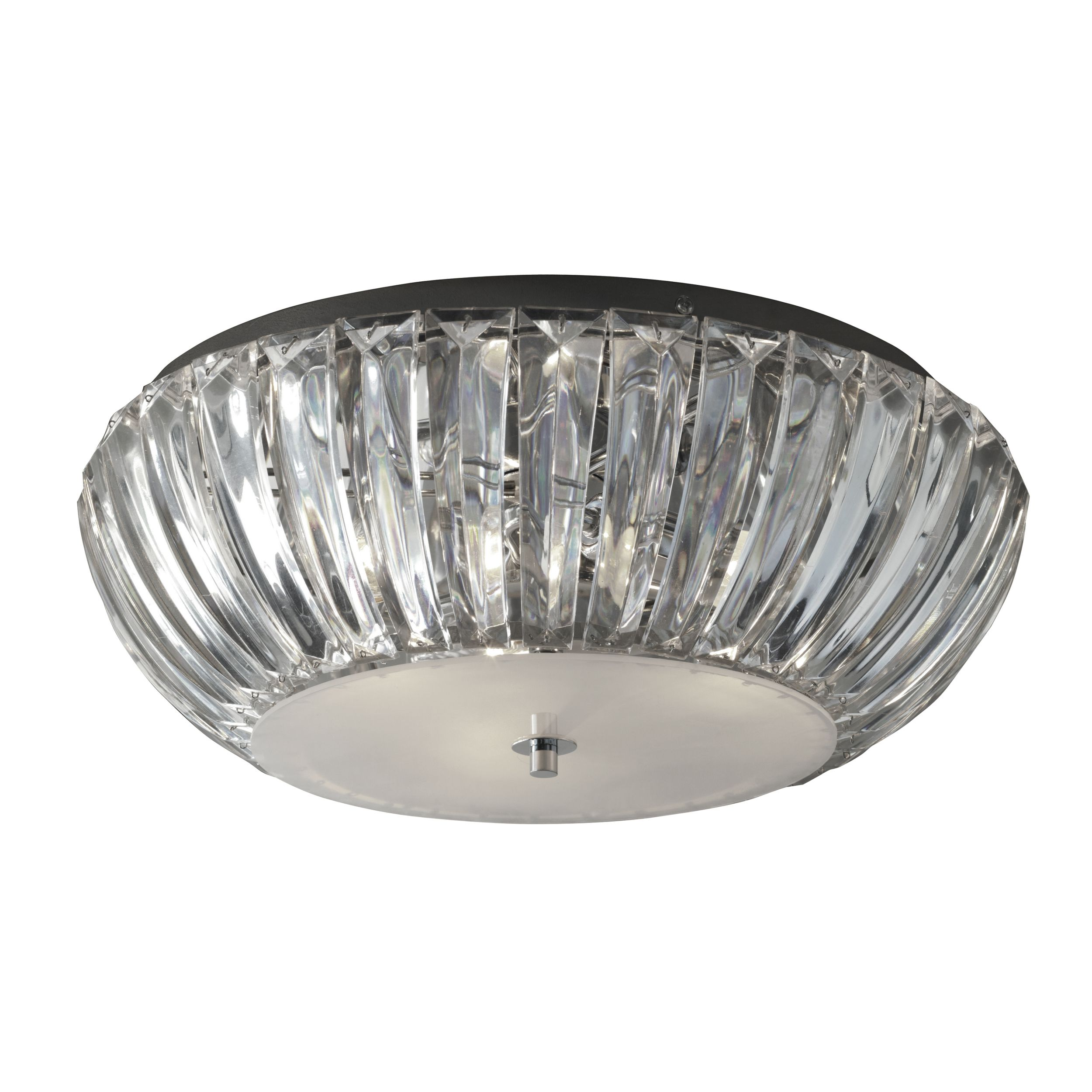 Aria Flush Ceiling Pendant Light