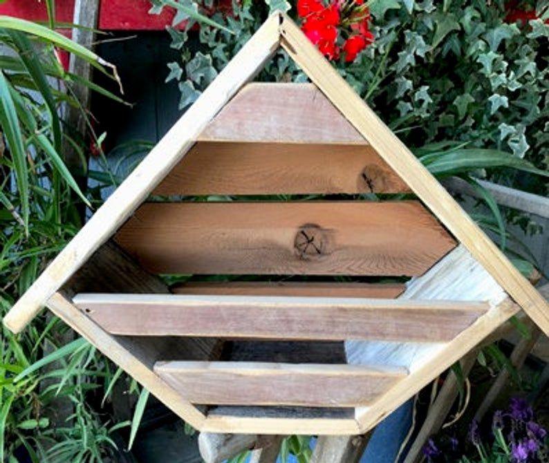 Small dove nesting box etsy dove nest nesting box