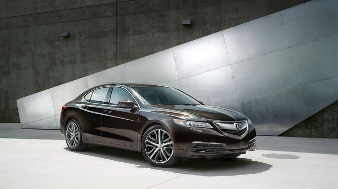 2018 Acura TLX is the featured model The 2018 Acura TLX S Type