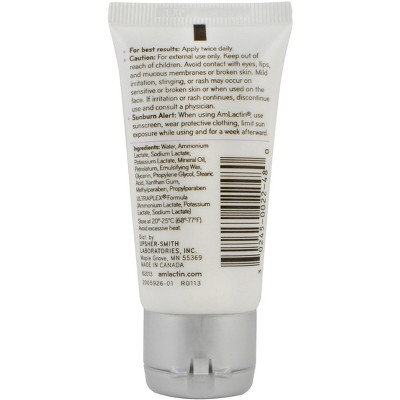 Amlactin Alpha Hydroxy Therapy Ultra Smoothing Intensely Hydrating