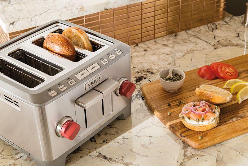 Four Slice Toaster Artisan Kitchen Cooking Appliances Toaster