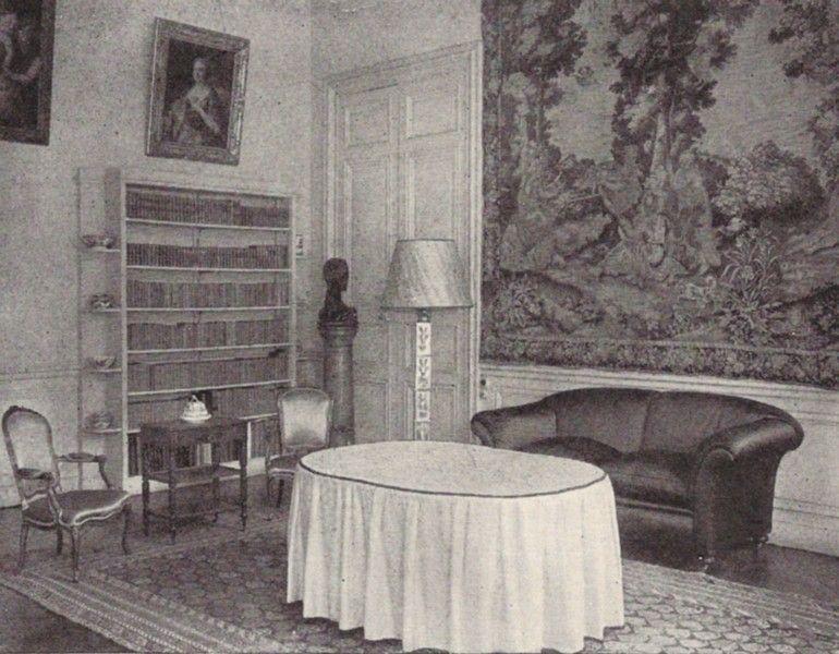 Hotel Soyecourt, Pacio Pozzo di Borgo