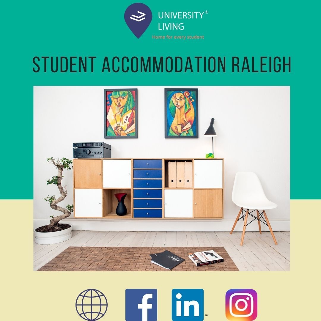 What Makes University Life Amazing in Raleigh Student