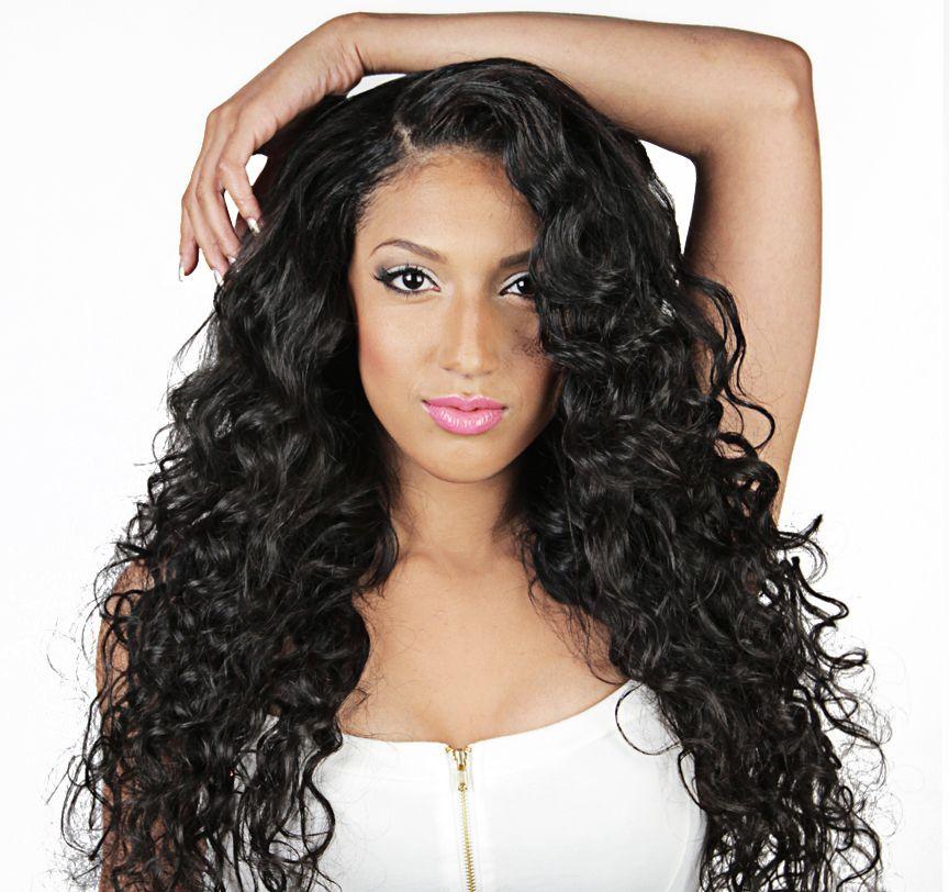 Pin by Praveen Kumar on Brazilian Hair Extensions   Wavy ...