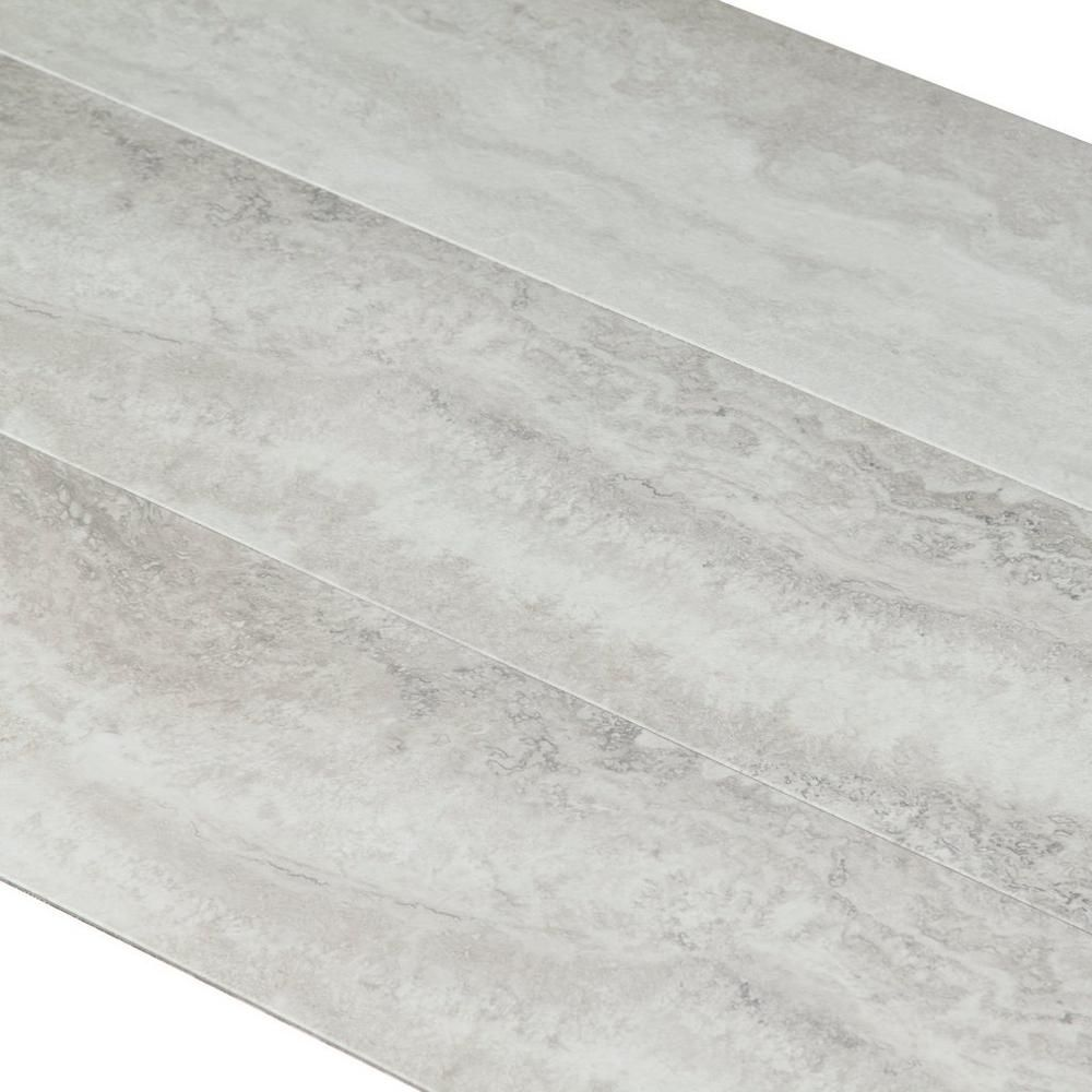 Artic white groutable vinyl plank tile white vinyl plank and artic white groutable vinyl plank tile 6in x 36in 100185933 dailygadgetfo Choice Image