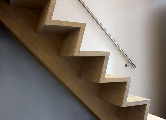 Moderne trap elegant moderne trap met glas with moderne trap