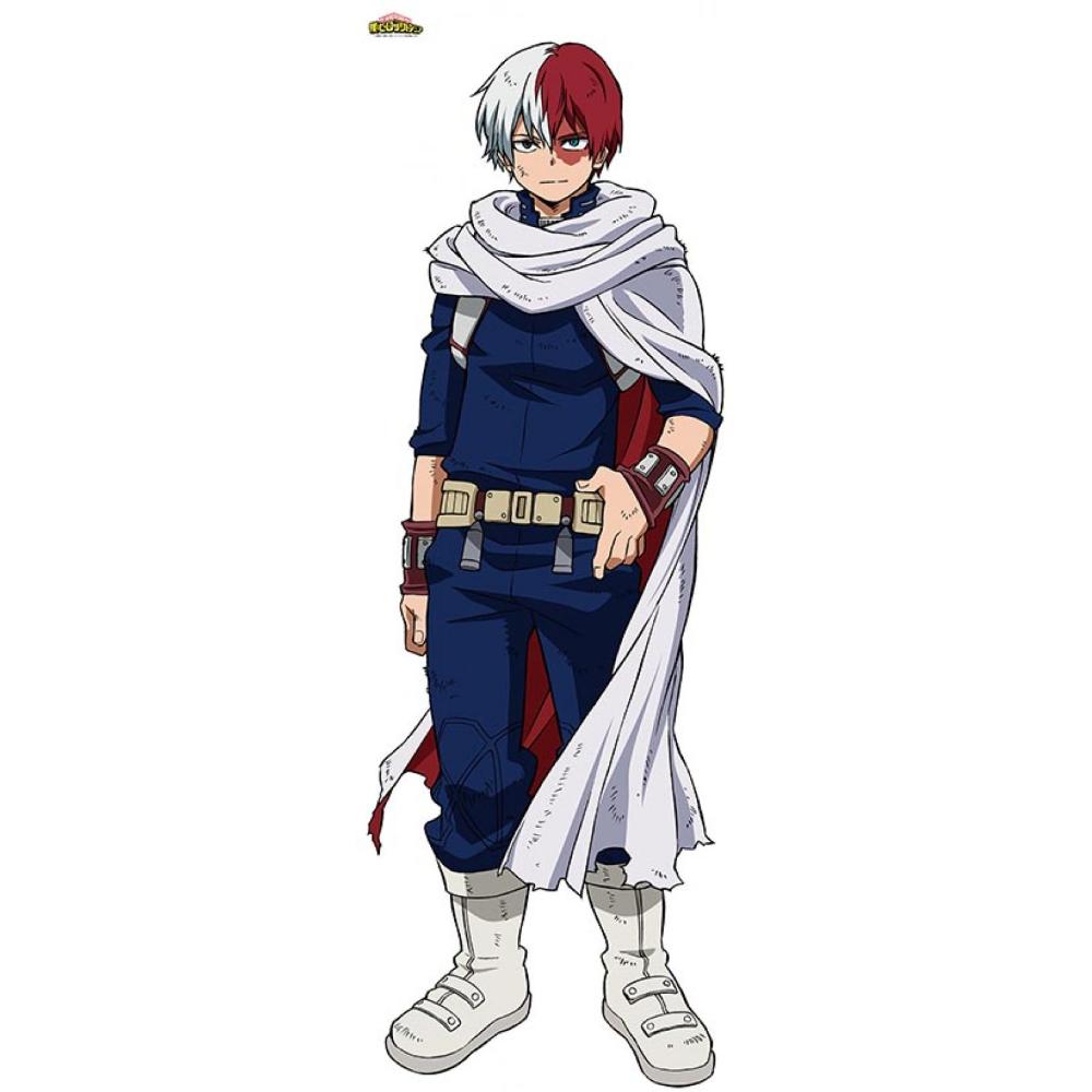 Shoto Todoroki Anime My Hero Academia Anime Boy