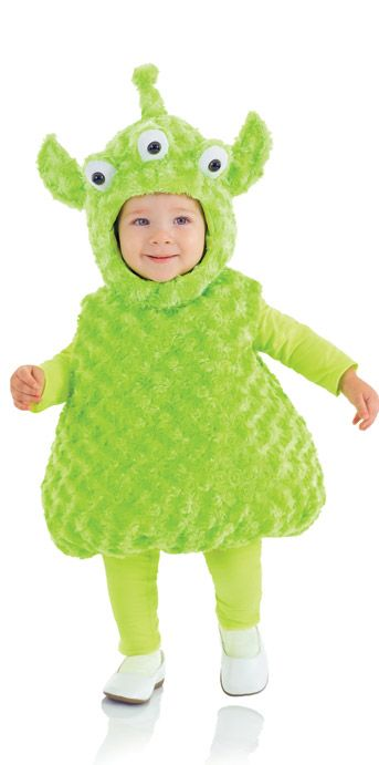 a85aed69d Alien  costume for baby