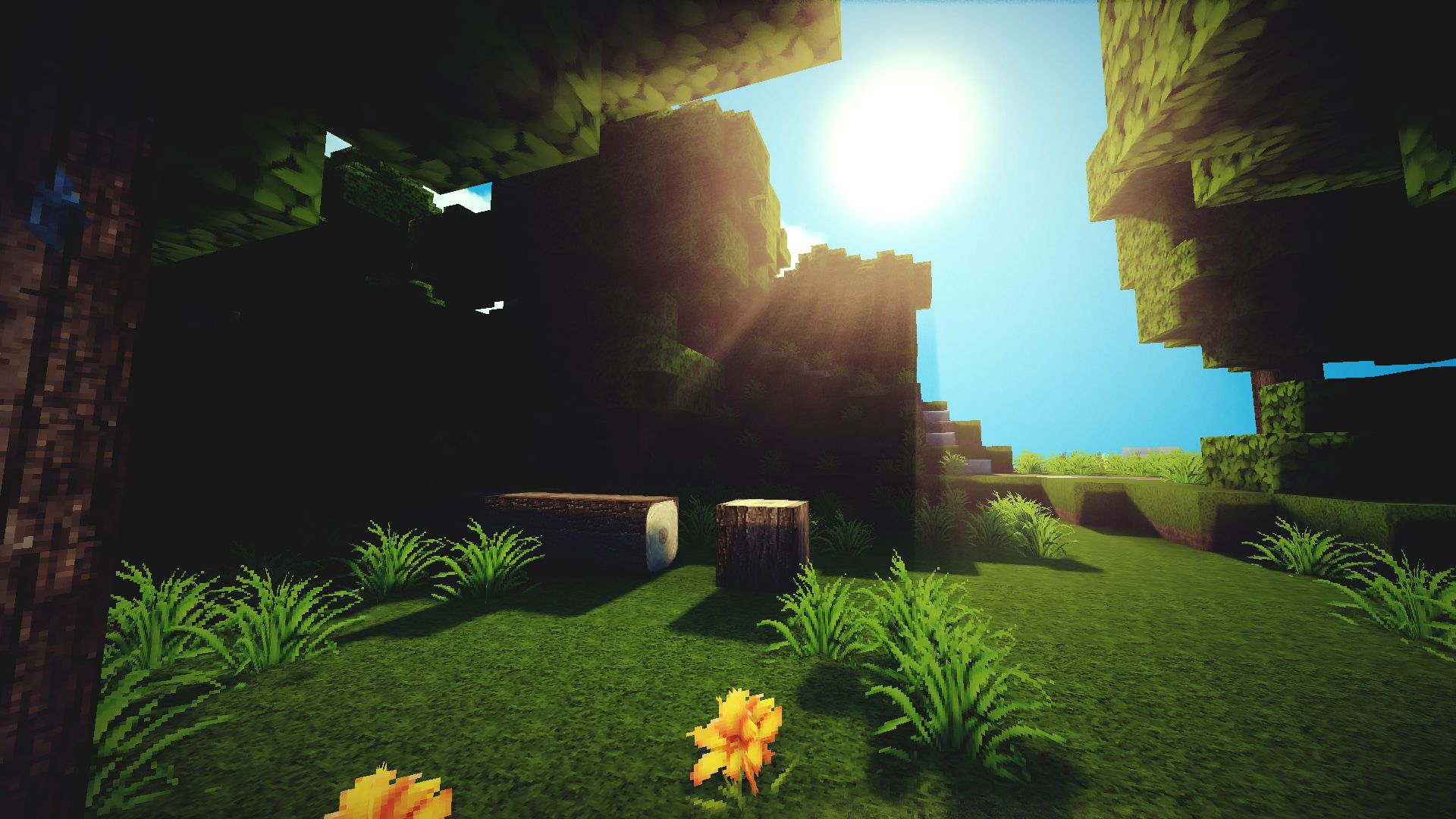 Minecraft HD Wallpapers Background Images Wallpaper