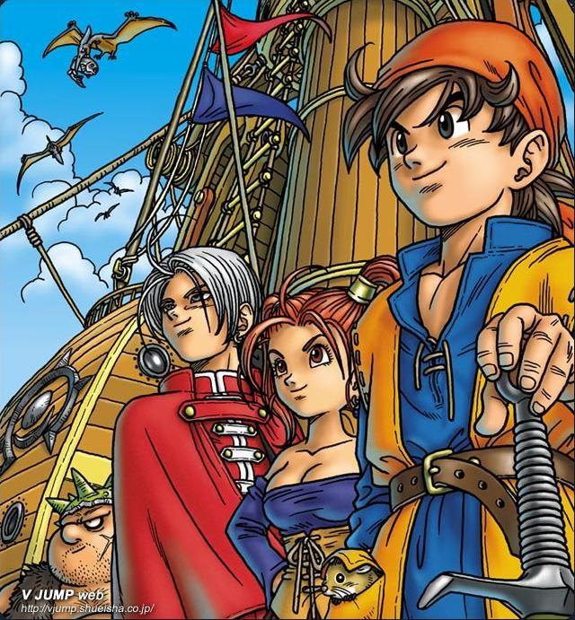Ma sélection musicale#37 Dragon Quest VIII : L'Odyssée du Roi ...