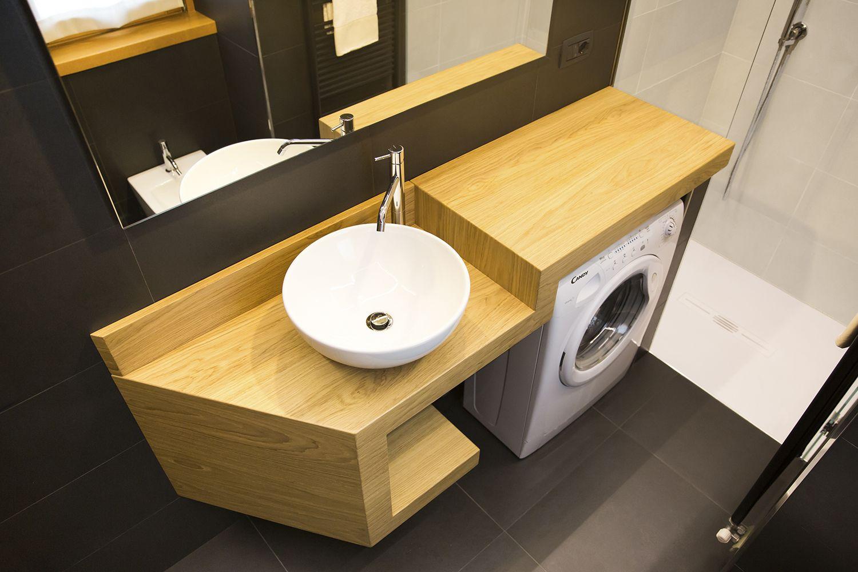 Mobile Bagno Per Lavatrice E Lavabo | Mobili Da Bagno Con Lavatrice ...