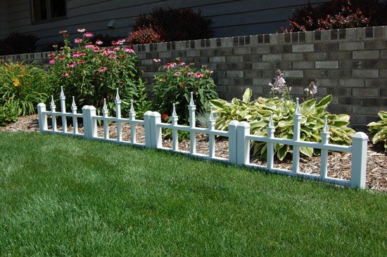 garden fences ideas garden fence ideas decorative garden fencing