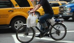 Using An Electric Bike In New York Bike Reviews Bike Electric