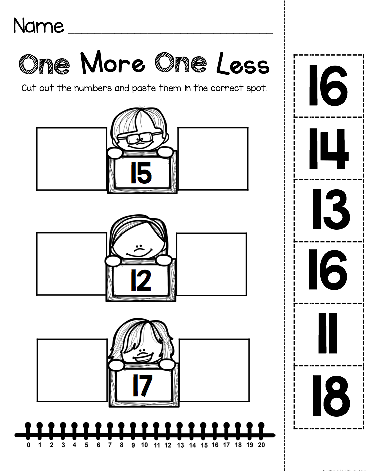 Counting and Cardinality FREEBIES | Kind