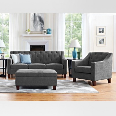 Felton Tufted Sofa - Gray - Threshold Products in 2018 Pinterest