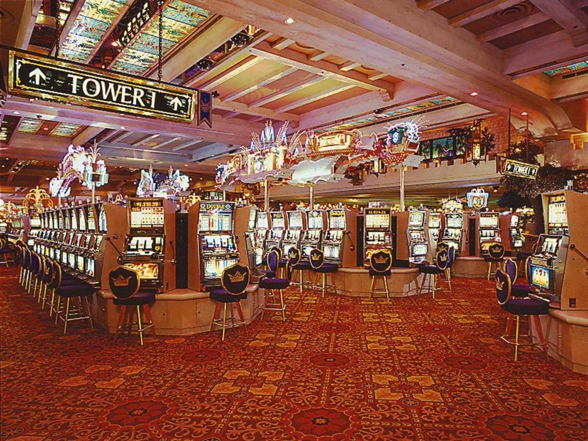 Las vegas hotel and casino promotion slot machines xp