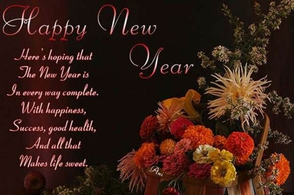 Find This Pin And More On Happy New Year  Wishes Quotes Poems Pictures