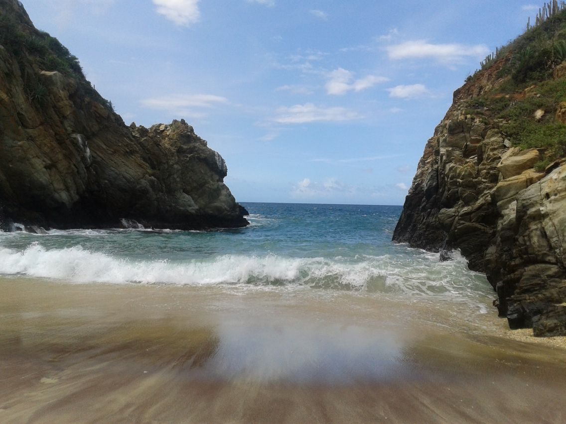 Un lugar para repetir! Puerto Escondido- Cepe #Venezuela
