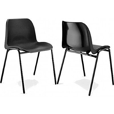 Value Plastic Stacking Chairs