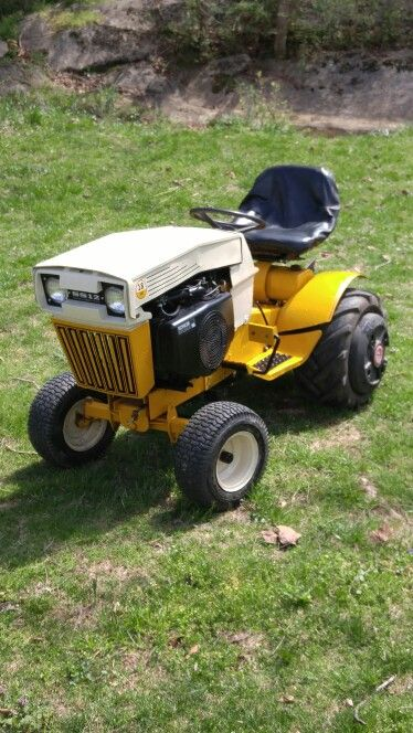 69, 73 sears suburban   garden tractors   Pinterest   Tractor and ...