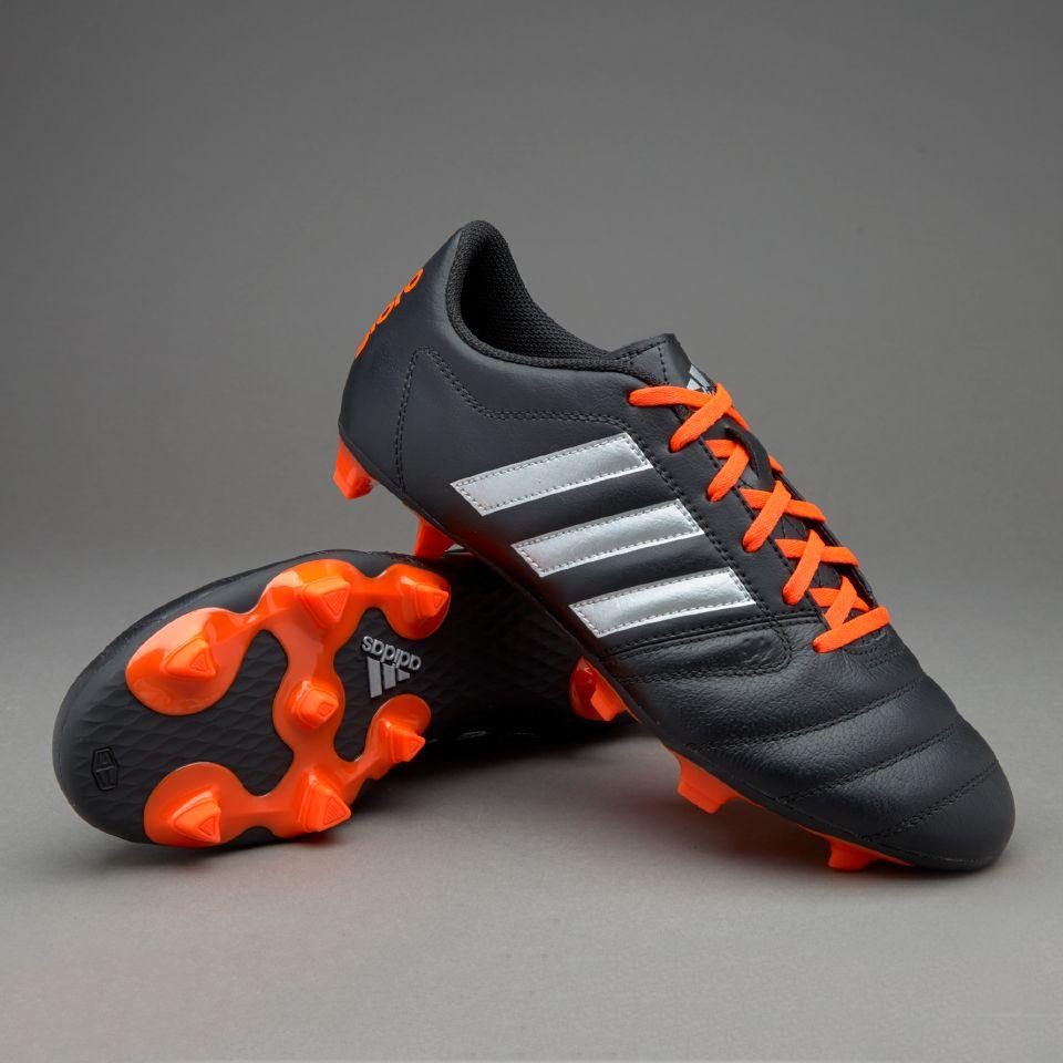 pérdida masilla labio  adidas Gloro 16.2 FG - Mens Boots - Firm Ground - Core Black/Silver  Metallic/Solar Red   Pro:Direct Soccer   Black silver, Boots men, Red adidas