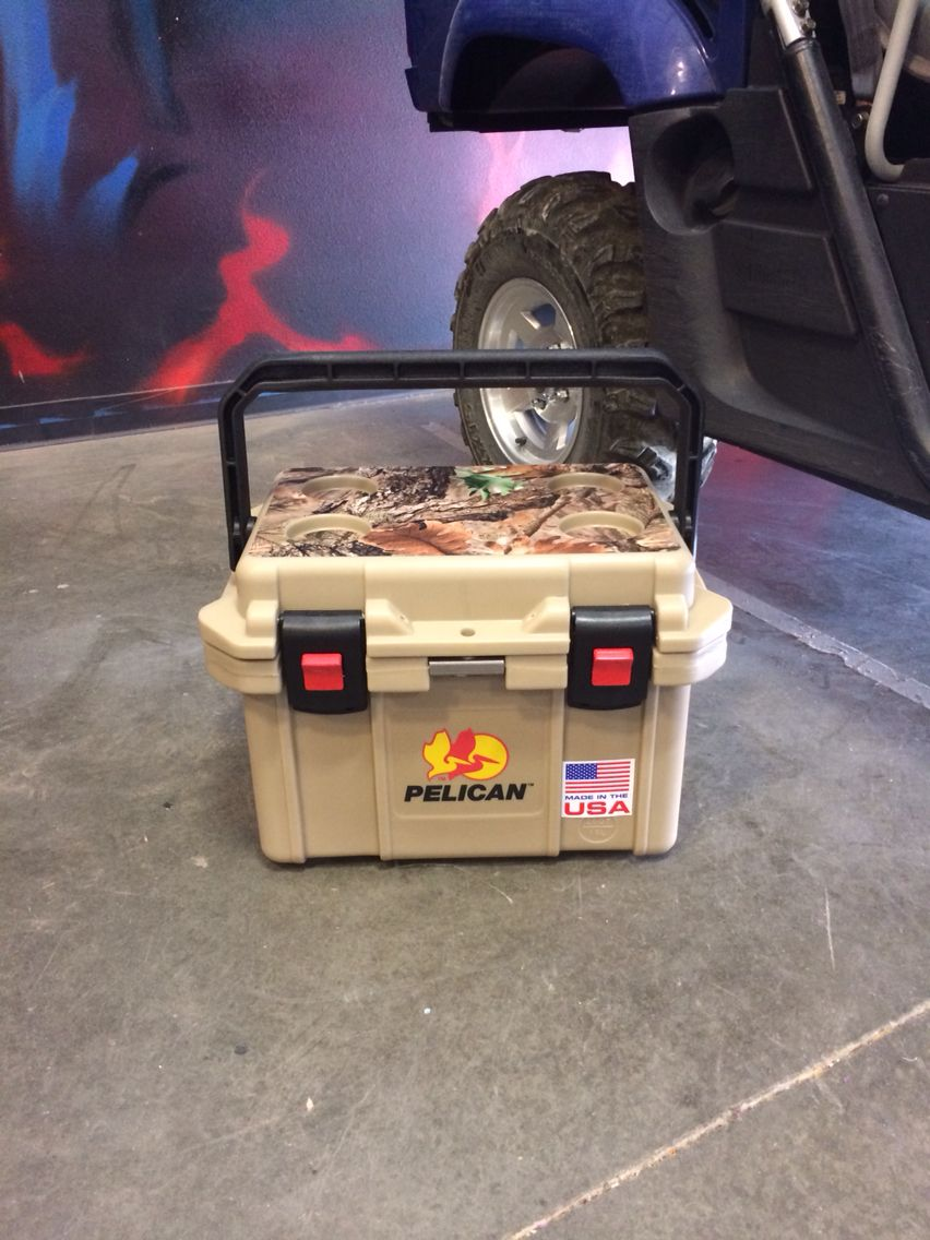 Pin on PELICAN Cooler Accessories Graphic Wrap Kits Made