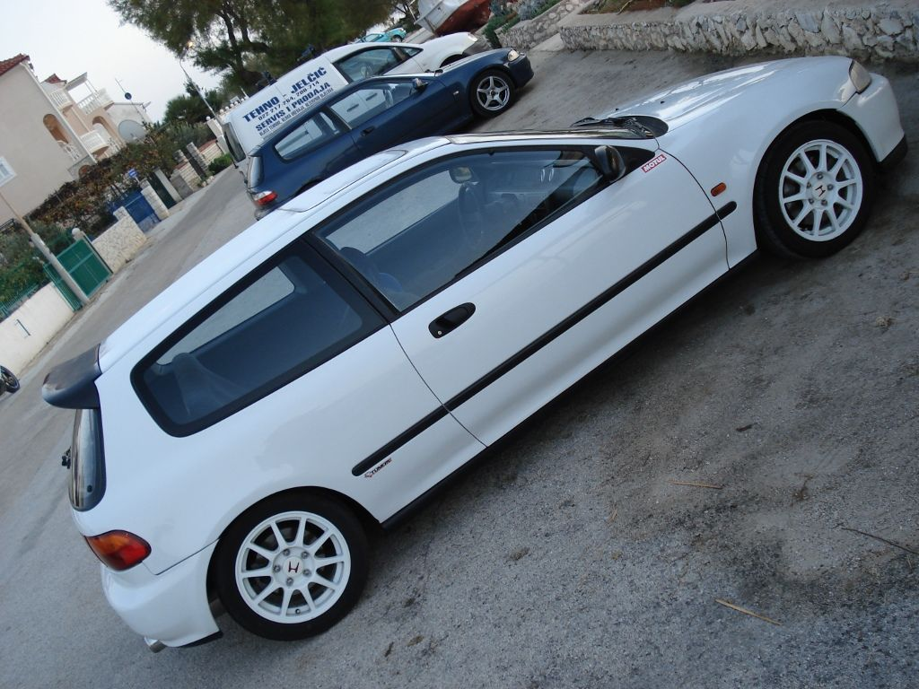 Charmant Civic SI Hatchback
